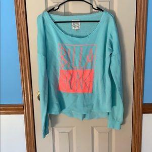 Billabong sweatshirt blue